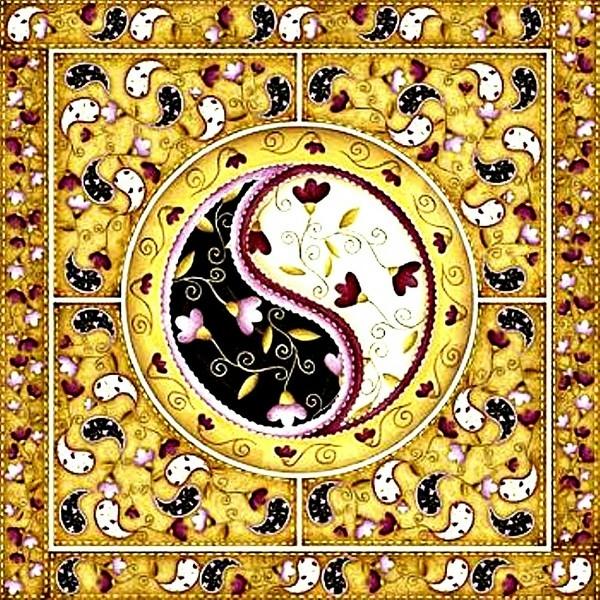 Mandala Yin Yang (600x600, 410Kb)