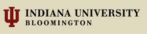 Logo Indiana University