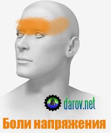 Избавиться от головной боли - боль напряжения