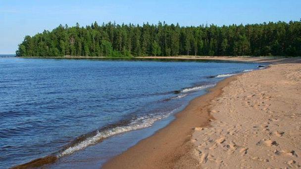 Лемболовское озеро в Ленинградской области (фото)