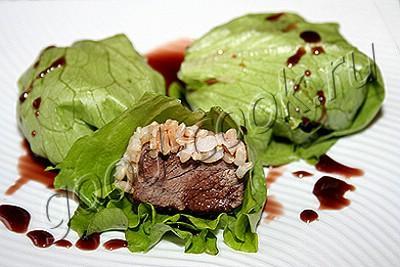 жареное мясо по-корейски