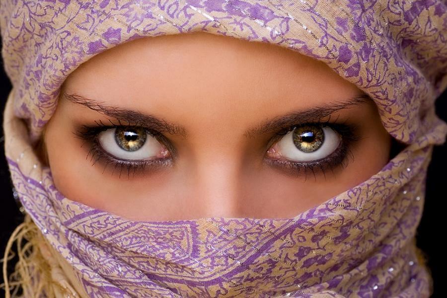 Как делать фотографии красивых глаз 1