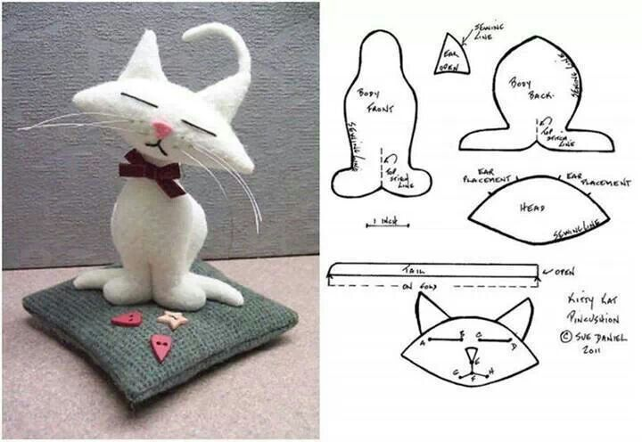Тильда кошка