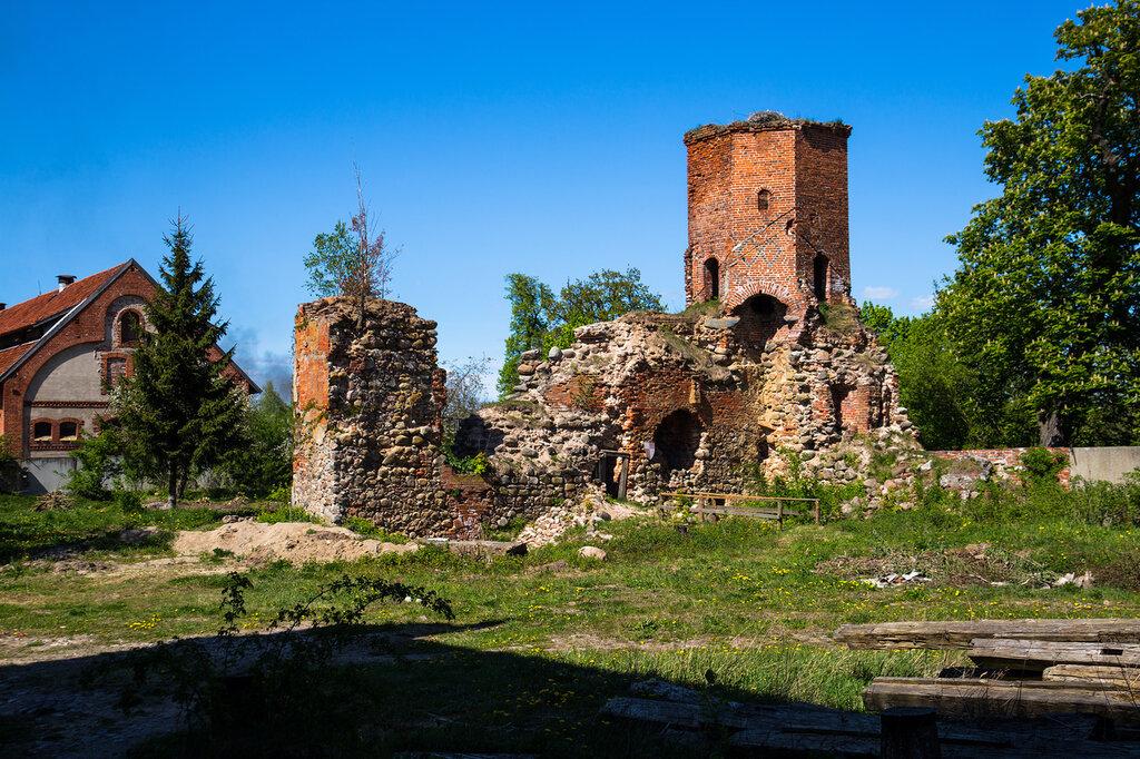 понравится любителем замок георгенбург фото почему одни