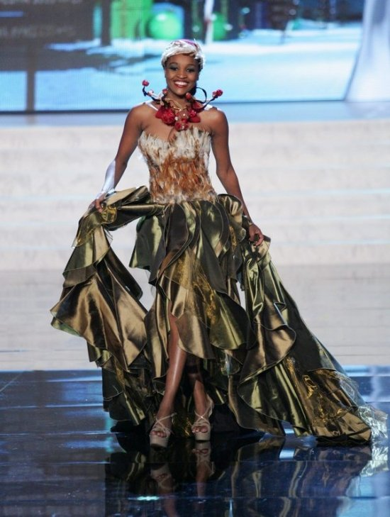 Мисс Вселенная 2012