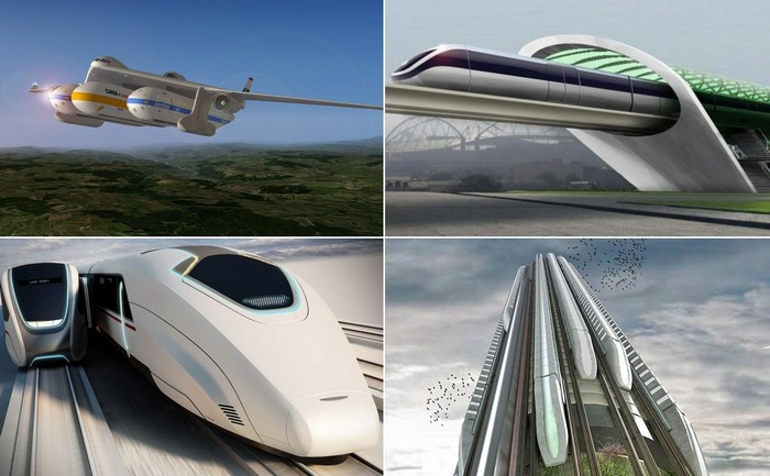 Самые фантастические в мире железнодорожные проекты