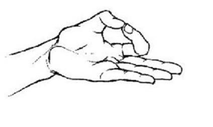 8. Если нужно быстро успокоиться после сильного эмоционального потрясения. Способность пальцев, медицина
