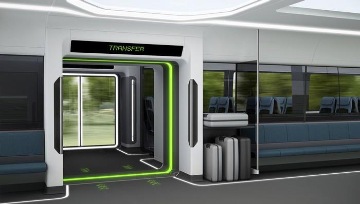 Moving Platforms – система мобильных железнодорожных станций