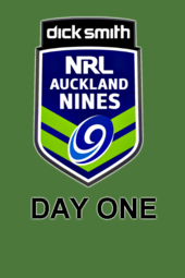 Auckland 9s - Day One