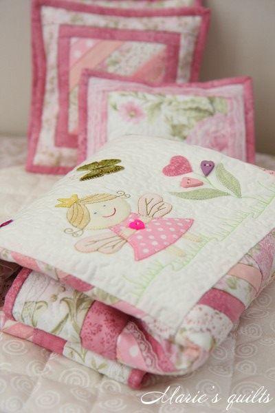 Одеяла Мари