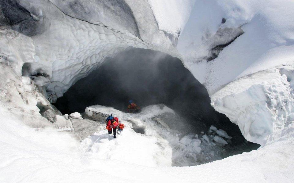 Фото Ледяные пещеры Кверкфьёлль, Исландия