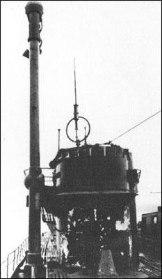 шноркель подводной лодки