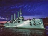 Крейсер «Аврора» вновь станет кораблем № 1