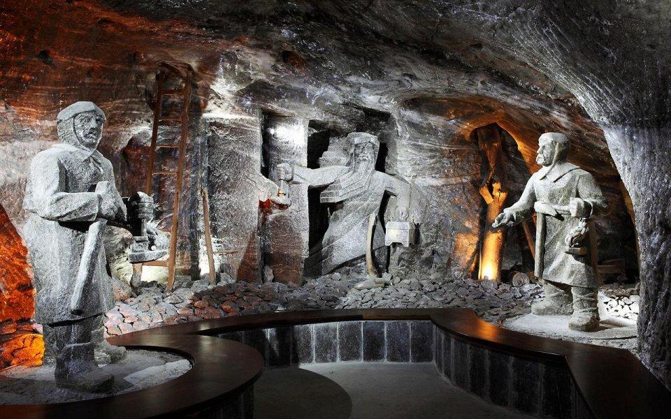 Фото Соляная шахта Велички, Польша