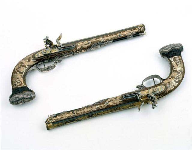 11 Наполеона пистолеты работа Буте (640x500, 92Kb)