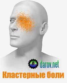 Избавиться от головной боли - кластерная боль
