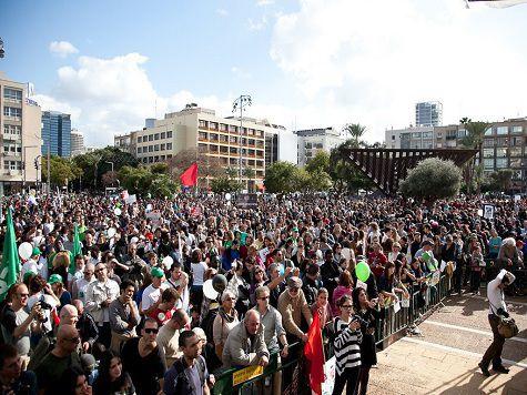 социальный протест в израиле