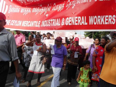 НЕТ заёмному труду: Массовая мобилизация членских организаций IndustriALL