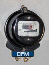 Расходомер электрической энергии DFM
