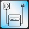 UPS 800 (ИБП 800) — простое подключение. Все кабели и аксессуары в комплекте
