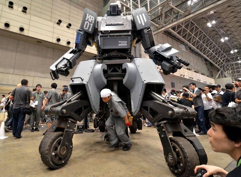 Боевые роботы пугают экспертов