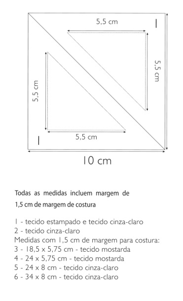 Пэчворк. Шьем сами покрывало и наволочки для подушек (8) (371x611, 67Kb)
