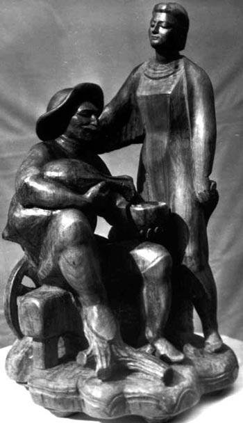 скульптура (350x608, 31Kb)